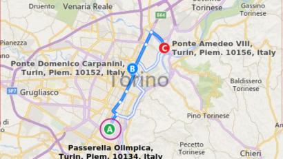 Urban Walk Turin
