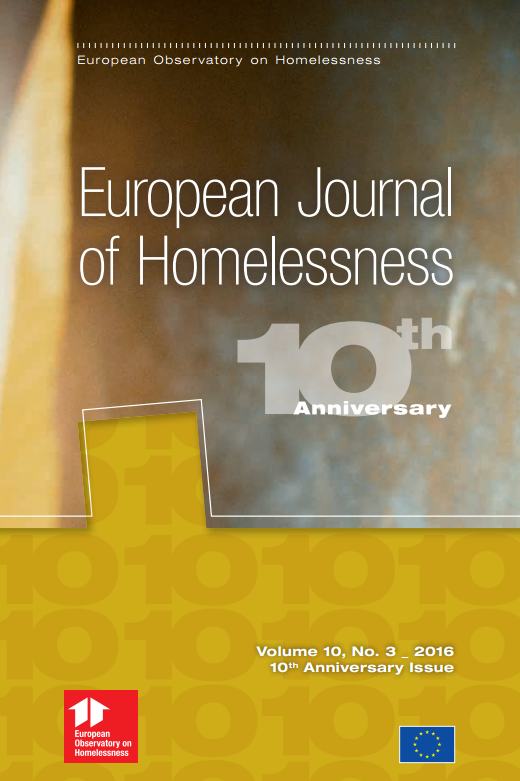 Homelessness White Paper - The Road Home, A national.